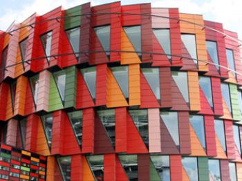 Bild för referens Kuggen, Campus Lindholmen