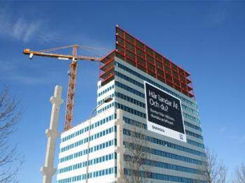 Bild för referens Tändstickan ÅF Huset