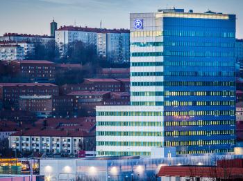 Presentationsbild för referensen Tändstickan ÅF Huset