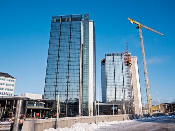 Bild för referens Gothia Towers