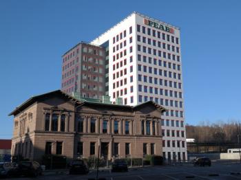Presentationsbild för referensen Lyckholms bryggeri, Hus A